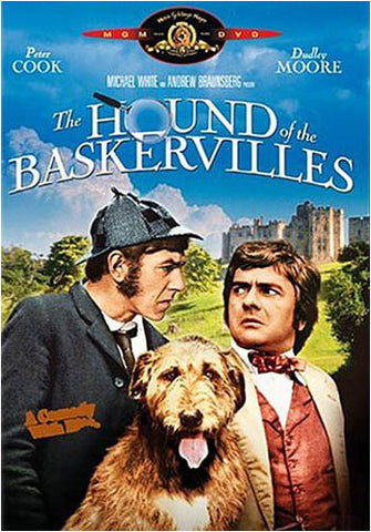 The Hound of The Baskervilles (Dudley Moore) (Blue) (MGM) DVD Movie