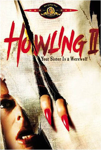Howling 2 - Your Sister Is A Werewolf (MGM) DVD Movie