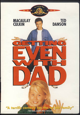 Getting Even With Dad DVD Movie