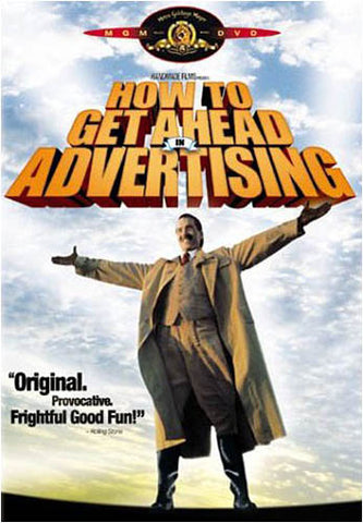 How to Get Ahead in Advertising DVD Movie