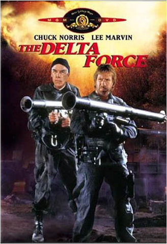 The Delta Force DVD Movie