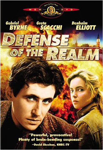 Defense Of The Realm DVD Movie