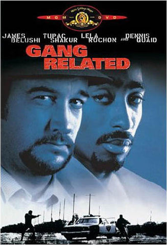 Gang Related (MGM) DVD Movie