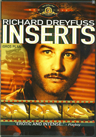 Inserts (MGM) (Bilingual) DVD Movie