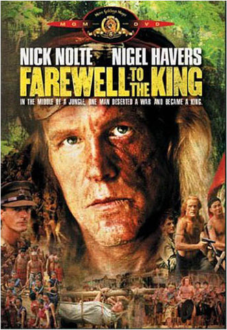 Farewell To The King DVD Movie