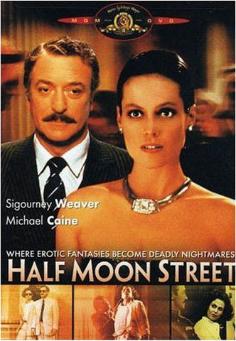 Half Moon Street DVD Movie
