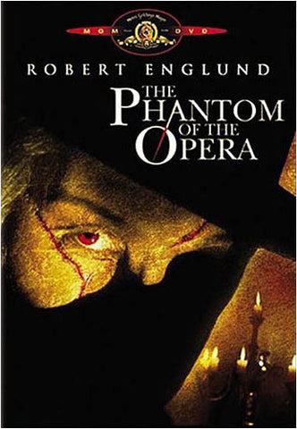 The Phantom of the Opera (Robert Englund) (MGM) DVD Movie