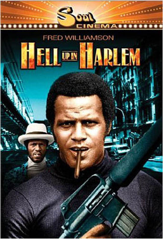 Hell Up In Harlem (MGM) DVD Movie