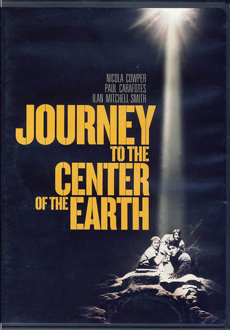 Journey To The Center Of The Earth (Rusty Lemorande) DVD Movie