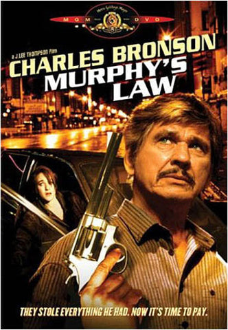 Murphy's Law DVD Movie
