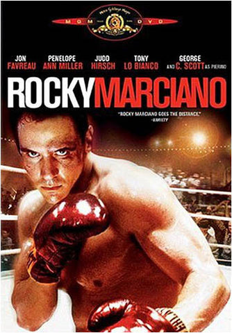 Rocky Marciano DVD Movie