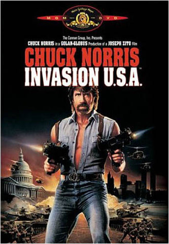 Invasion U.S.A. (MGM) (Bilingual) DVD Movie