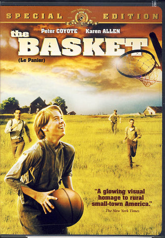 The Basket (Special Edition) (MGM) (Bilingual) DVD Movie