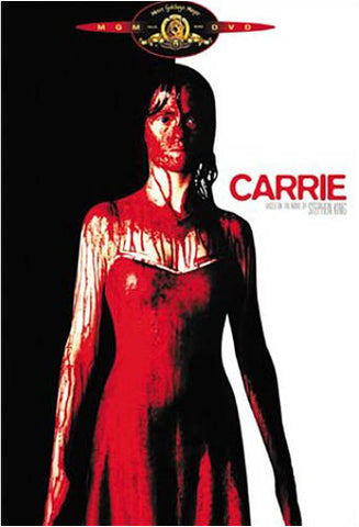 Carrie (Angela Bettis) (Black Cover) DVD Movie