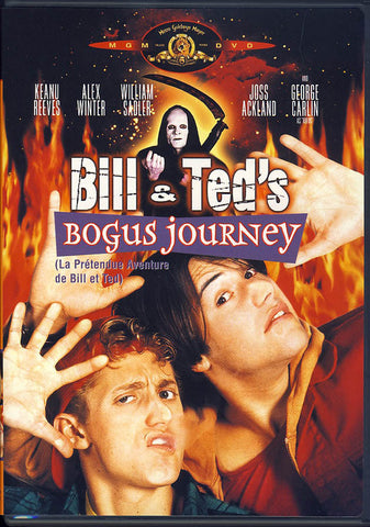Bill and Ted's Bogus Journey (MGM) (Bilingual) DVD Movie