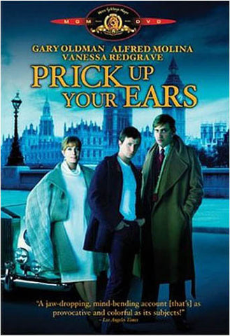 Prick Up Your Ears DVD Movie