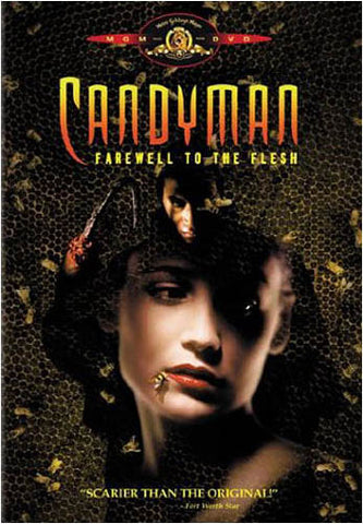 Candyman - Farewell to the Flesh DVD Movie