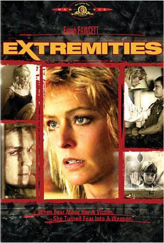 Extremities (MGM) DVD Movie