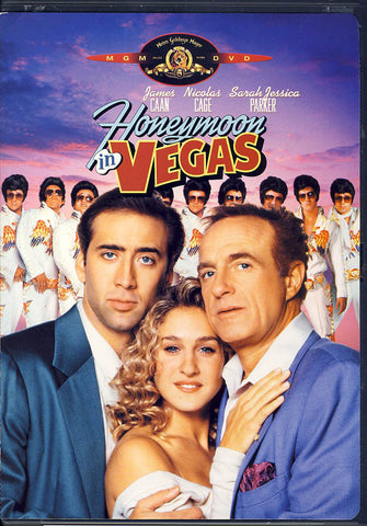 Honeymoon in Vegas (MGM) DVD Movie