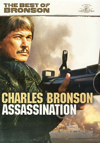 Assassination DVD Movie