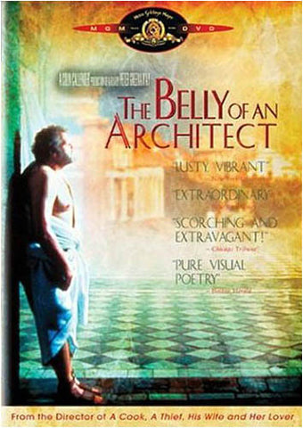 The Belly Of An Architect DVD Movie