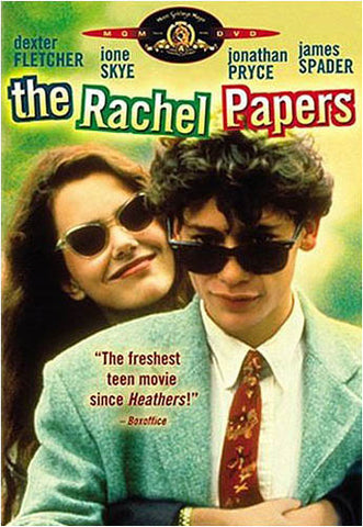 The Rachel Papers DVD Movie