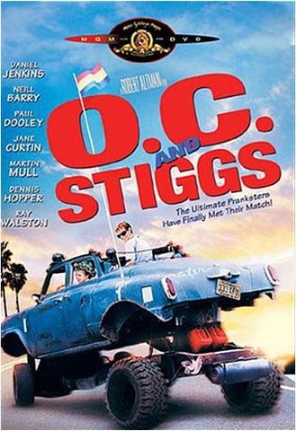 O.C. And Stiggs (MGM) DVD Movie