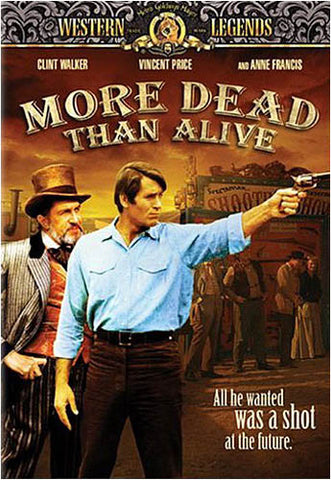 More Dead Than Alive DVD Movie