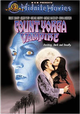 Count Yorga, Vampire DVD Movie
