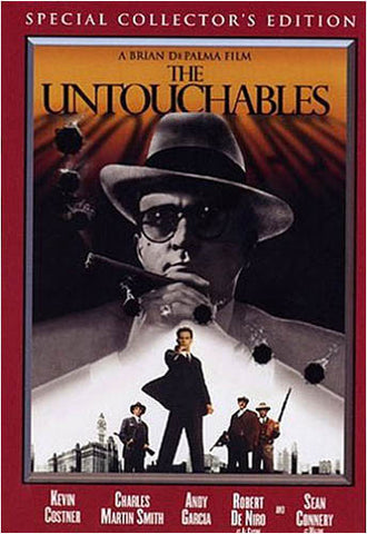 The Untouchables - Special Collector's Edition DVD Movie