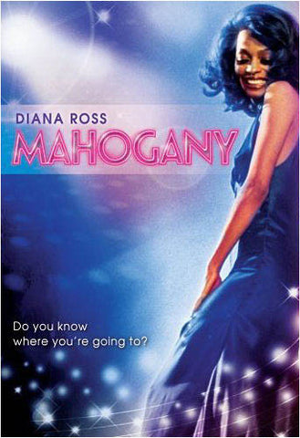 Mahogany - Diana Ross DVD Movie