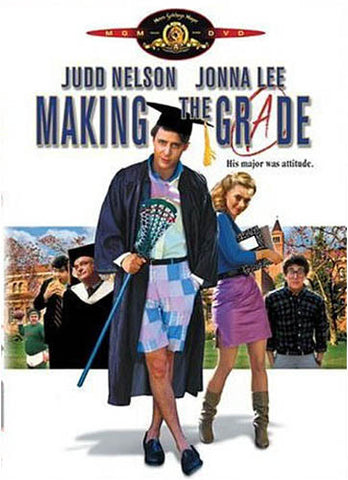 Making The Grade DVD Movie