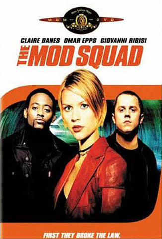 The Mod Squad DVD Movie
