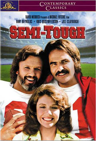Semi-Tough (MGM) DVD Movie