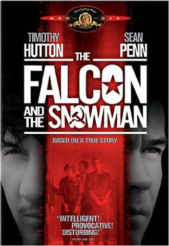The Falcon And The Snowman DVD Movie