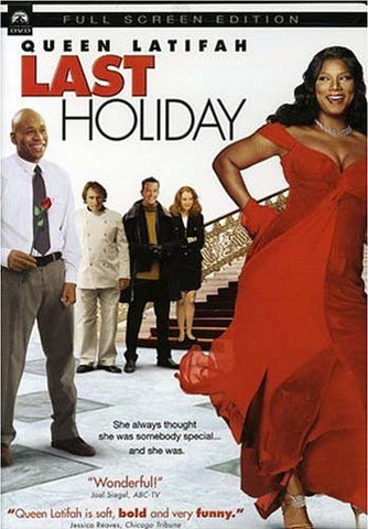 Last Holiday - Full Screen Edition DVD Movie