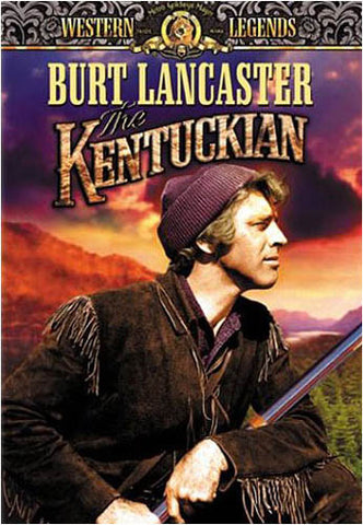 The Kentuckian (MGM) DVD Movie