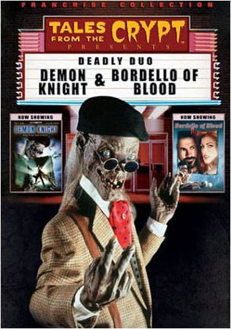 Tales From The Crypt- Deadly Duo - Demon Knight And Bordello Of Blood DVD Movie