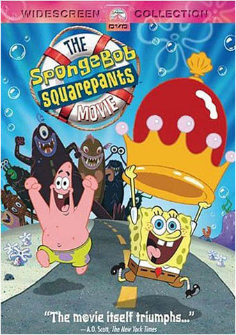 The SpongeBob SquarePants Movie - Widescreen Collection DVD Movie
