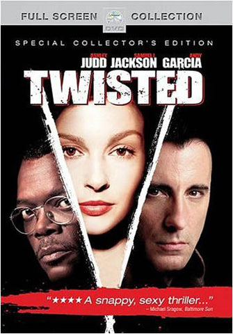 Twisted (Full Screen Edition) DVD Movie