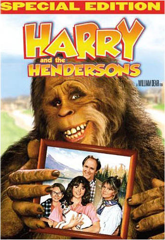 Harry and the Hendersons (Special Edition) DVD Movie