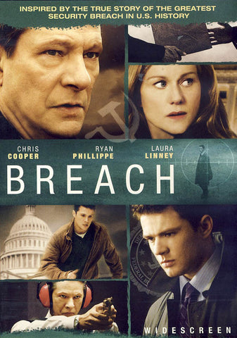 Breach (Widescreen) DVD Movie