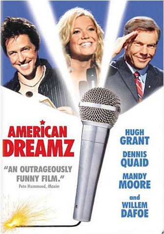 American Dreamz (Widescreen)(Bilingual) DVD Movie
