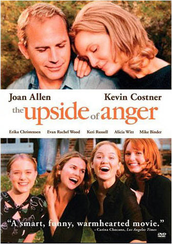 The Upside Of Anger DVD Movie