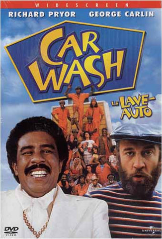 Car Wash (Widescreen) (Bilingual) DVD Movie