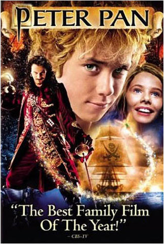 Peter Pan (Full Screen) (Jason Isaacs, Jeremy Sumpter) DVD Movie