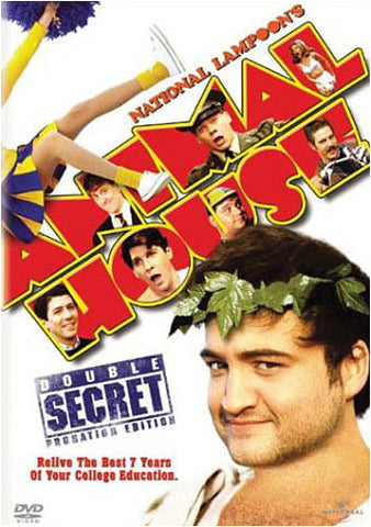 National Lampoon's Animal House - Double Secret Probation (Widescreen) DVD Movie