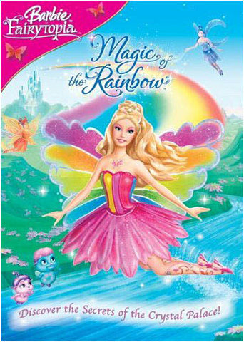 Barbie Fairytopia - Magic of the Rainbow DVD Movie