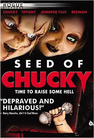 Seed Of Chucky (Full Screen) DVD Movie