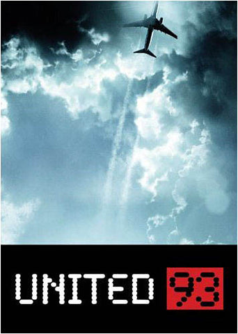 United 93 (Full Screen) DVD Movie